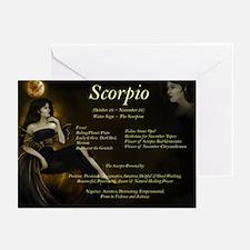 Goddess Scorpio Greeting Cards (6)