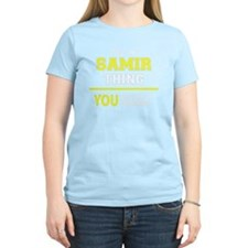Unique Samir T-Shirt