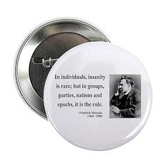 """Nietzsche 18 2.25"""" Button (10 pack)"""