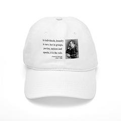 Nietzsche 18 Baseball Cap