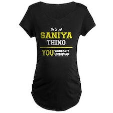 Cute Saniya T-Shirt