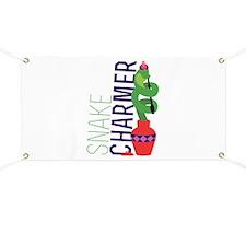 Snake Charmer Banner