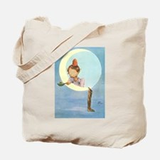 BOY IN THE MOON Tote Bag