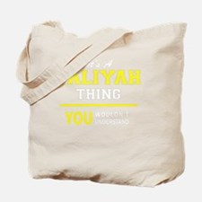 Unique Taliyah Tote Bag