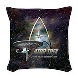 Startrektv Woven Pillows
