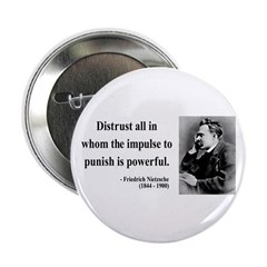 "Nietzsche 17 2.25"" Button (100 pack)"
