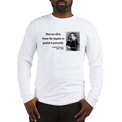 Nietzsche 17 Long Sleeve T-Shirt