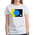 FLAG OF EARTH.... Women's T-Shirt