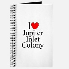 """I Love Jupiter Inlet Colony"" Journal"