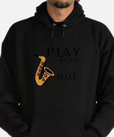 Play Heart Out Hoodie