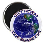 CITIZEN OF EARTH.... Magnet