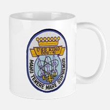 USS KING Small Small Mug