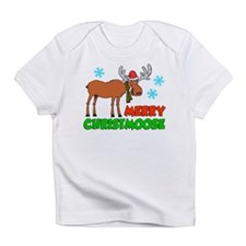 Merry Christmoose Kids Infant T-Shirt