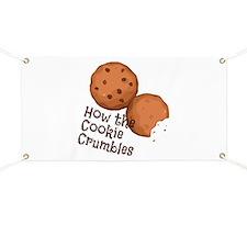 Cookies Crumbles Banner