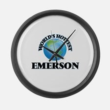 World's hottest Emerson Large Wall Clock