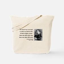 Nietzsche 15 Tote Bag