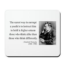 Nietzsche 15 Mousepad