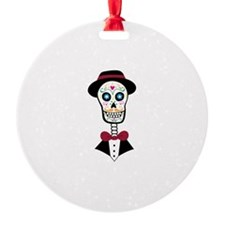 Day Of Dead Ornament