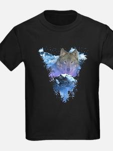 Wolf Moutain T-Shirt