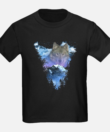 Wolf Moutain T-Shirt