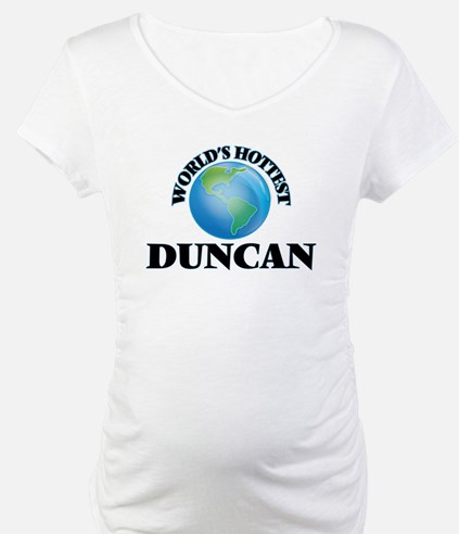 World's hottest Duncan Shirt