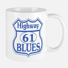 Hwy 61 Blues Mugs