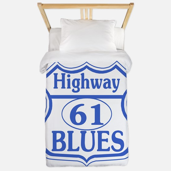 Hwy 61 Blues Twin Duvet