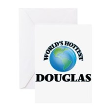 World's hottest Douglas Greeting Cards