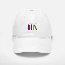 Color Crayons Baseball Baseball Baseball Cap