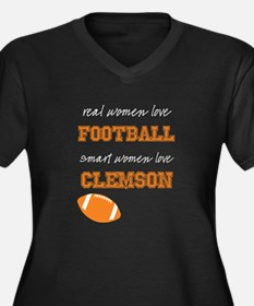 Tiger Football Plus Size T-Shirt