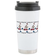 Cute Born run Travel Mug