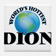 World's hottest Dion Tile Coaster