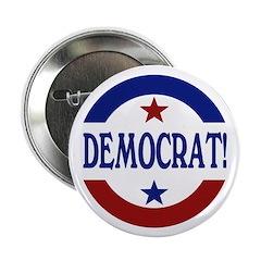 Democrat! Button