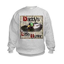 Daddy's Little Hunter Sweatshirt