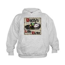 Daddy's Little Hunter Hoodie