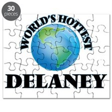 World's hottest Delaney Puzzle