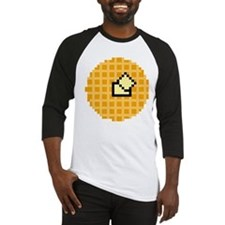 Unique Waffles Baseball Jersey