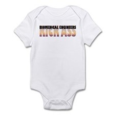 Biomedical Engineers Kick Ass Infant Bodysuit
