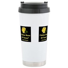 Unique First amendment Travel Mug