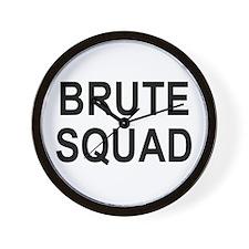 Brute Squad - Wall Clock