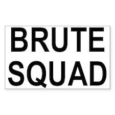 Brute Squad - Sticker (Rect.)