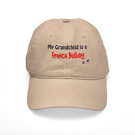 Frenchie Grandchild Cap