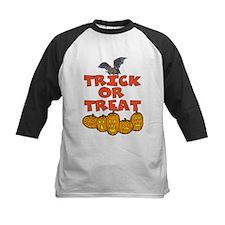 Trick Or Treat Halloween Baseball Jersey