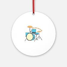 Get Rhythm Ornament (Round)