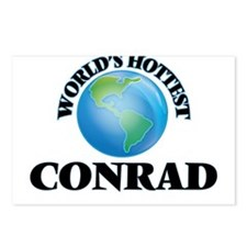 World's hottest Conrad Postcards (Package of 8)