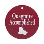 Iraq: Quagmire Accomplished (Ornament)