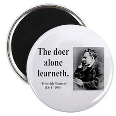 Nietzsche 14 Magnet