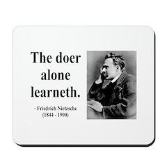 Nietzsche 14 Mousepad