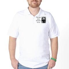 Nietzsche 14 Golf Shirt