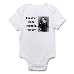 Nietzsche 14 Infant Bodysuit